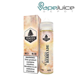 Hemlock Vapor Co Lemon Berryade e-Liquid 60ml - VapeJuiceDepot