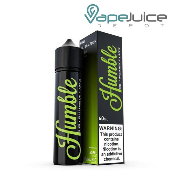 Humble Kiwi Watermelon Apple - Vape Juice Depot