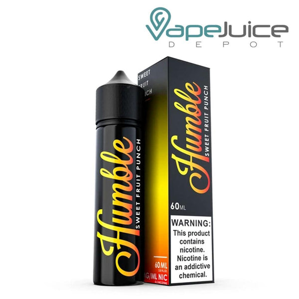 Humble Sweet Fruit Punch eLiquid 60ml - Vape Juice Depot