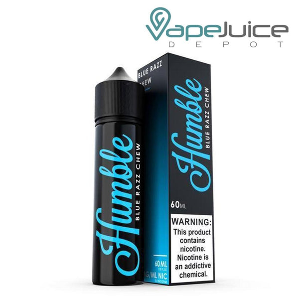 Humble Blue Razz Chew eLiquid (Berry Blow Doe) 60ml - Vape Juice Depot