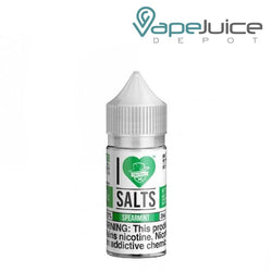 I Love Salts Spearmint Gum by Mad Hatter 30ml - Vape Juice Depot