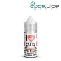 I Love Salts Strawberry Guava by Mad Hatter 30ml - Vape Juice Depot