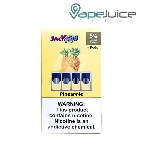 JACK Pod Pineapple JUUL Compatible - FREE Shipping