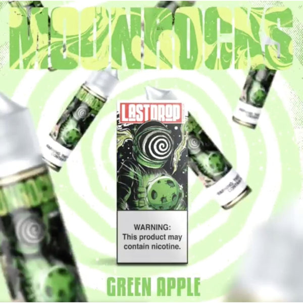 Last Drop Moonrocks eLiquid 120ml