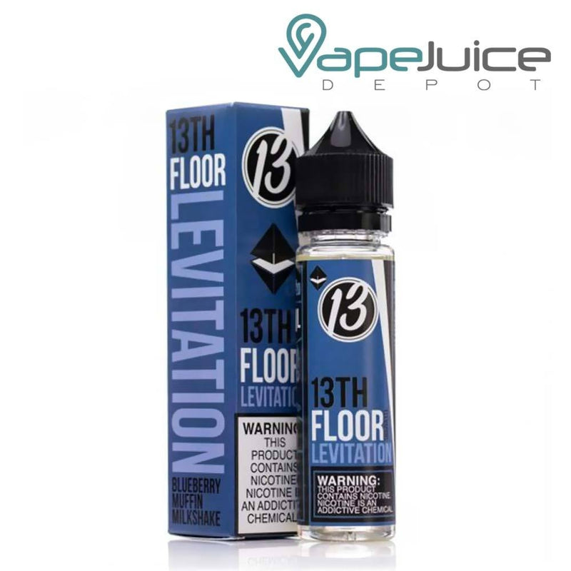 13th Floor Elevapors LEVITATION e-Liquid 60ml - VapeJuiceDepot