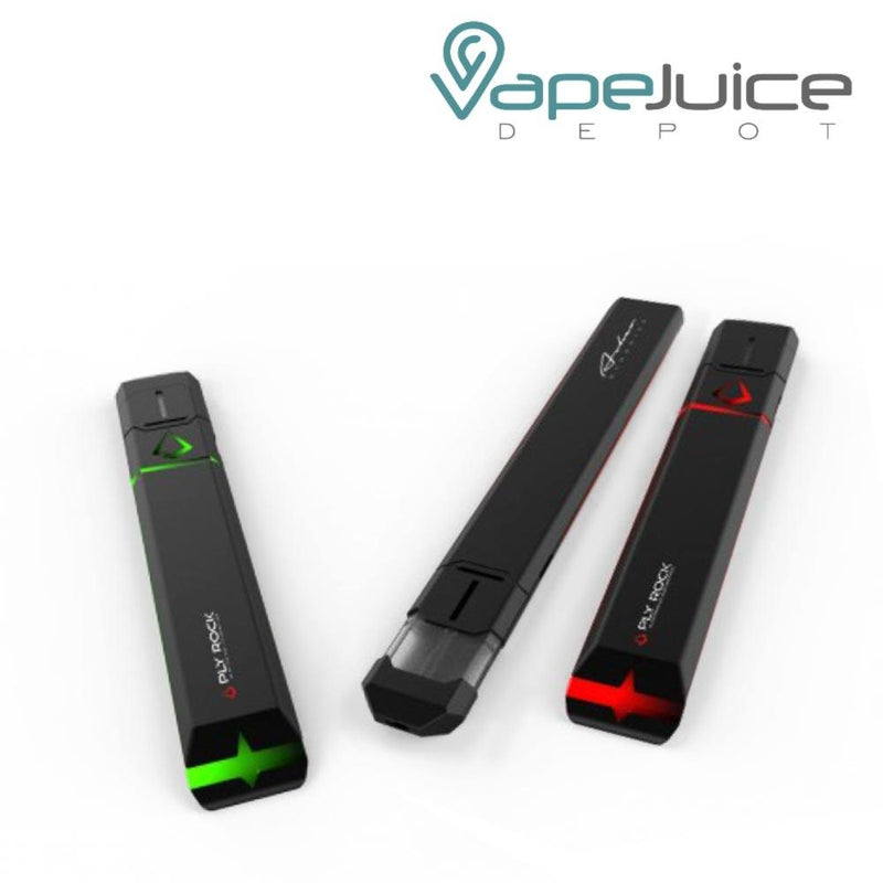 Limitless Pulse PLY ROCK Innovative Pod System - Vape Juice Depot