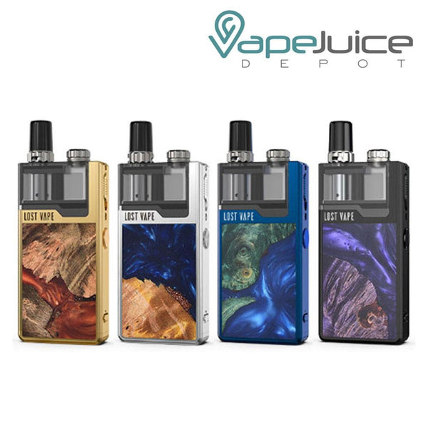 Lost Vape Orion PLUS Kit Edition - FREE Shipping
