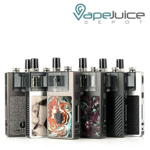 Lost Vape Orion Q-Ultra Pod System Device - Vape Juice Depot