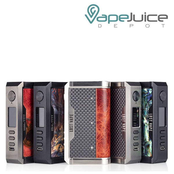 Lost Vape CENTAURUS DNA250C Box Mod - Vape Juice Depot