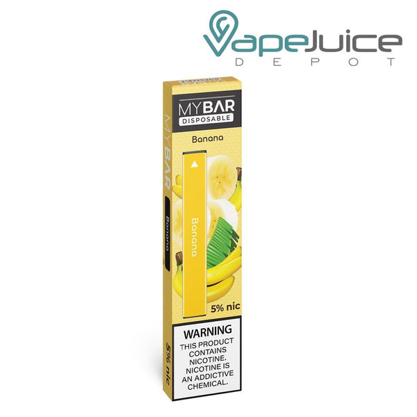 MY BAR Disposable Pod Banana - Vape Juice Depot