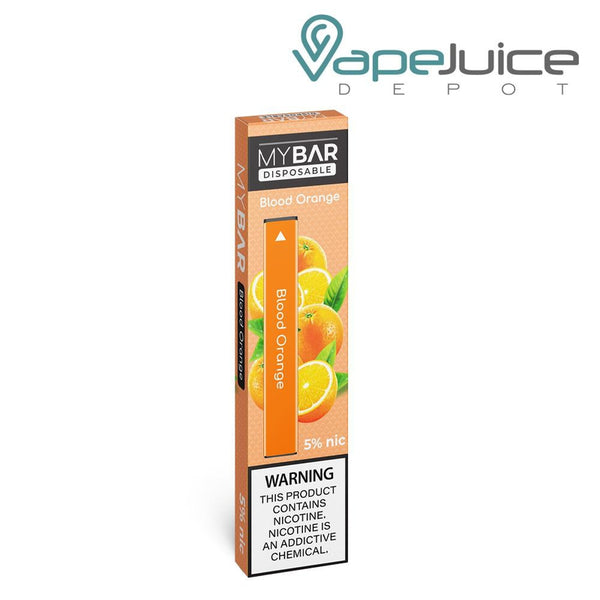 MY BAR Disposable Pod Blood Orange - Vape Juice Depot