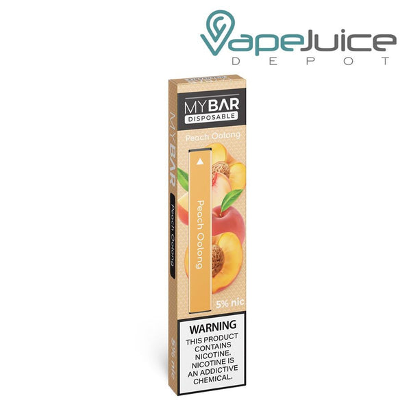 MY BAR Disposable Pod Peach Oolong - Vape Juice Depot