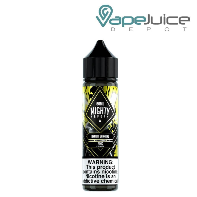 Mighty Vapors Bangin Bananas eLiquid 60ml - Vape Juice Depot