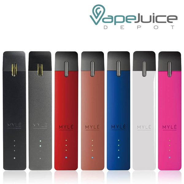 MYLE V4 Basic Kits - Vape Juice Depot