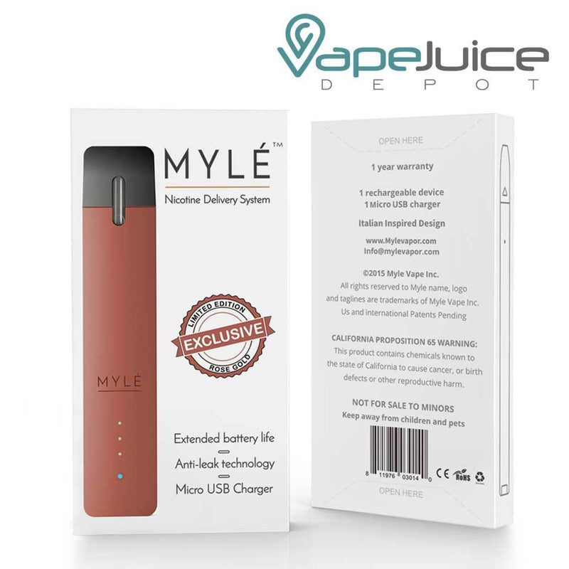 MYLE Pod System Ultra Portable Device