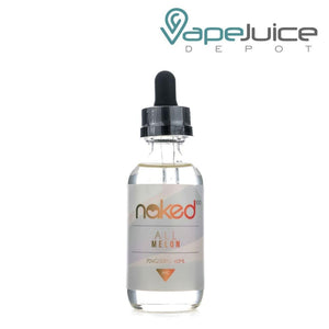 Naked All Melon 60ml eLiquid ejuice flavor
