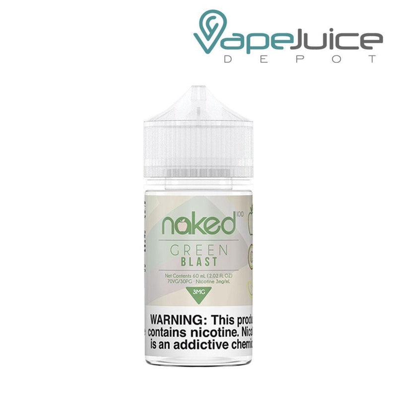 Naked 100 Green Blast e-Liquid 60ml - VapeJuiceDepot