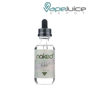 Naked 100 Green Blast 60ml eliquid ejuice flavor for vape