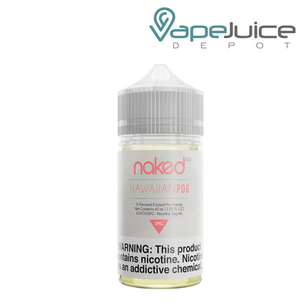 Naked 100 Hawaiian POG e-Liquid 60ml - Vape Juice Depot