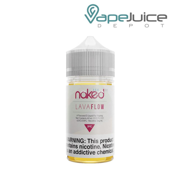Naked 100 Lava Flow eLiquid 60ml - Vape Juice Depot