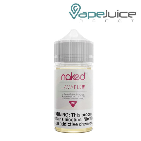 Naked 100 Lava Flow eLiquid - Vape Juice Depot