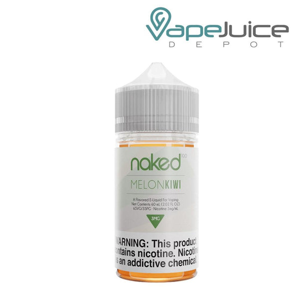 Naked 100 Melon Kiwi eLiquid 60ml - Vape Juice Depot