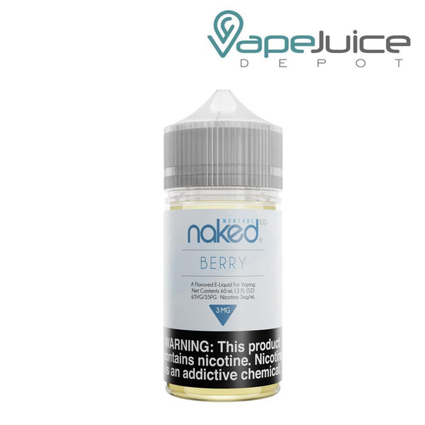 Naked 100 Menthol Berry (Very Cool) eLiquid 60ml - Vape Juice Depot