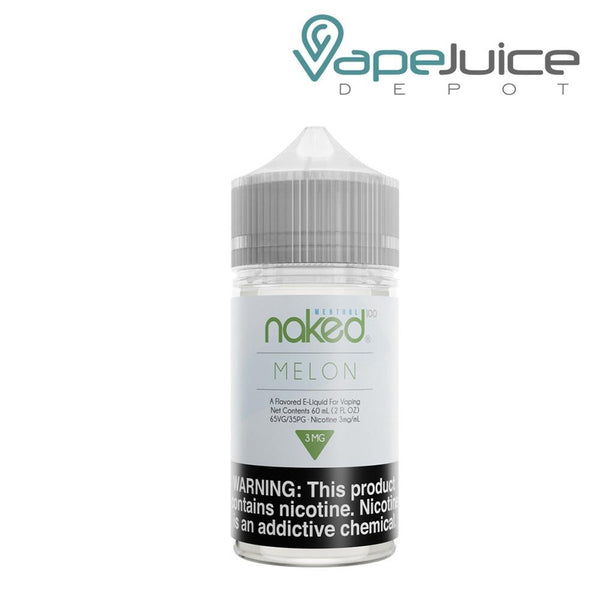 Naked 100 Menthol Melon (Polar Breeze) eLiquid 60ml - Vape Juice Depot
