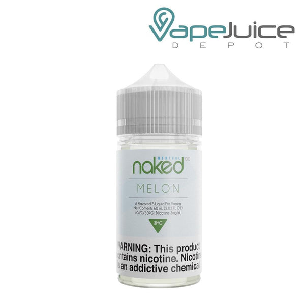 Naked 100 Menthol Melon eLiquid 60ml - Vape Juice Depot