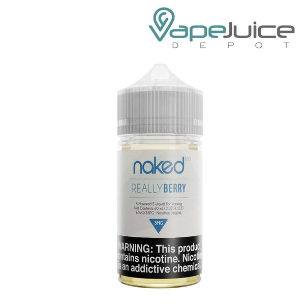 Naked 100 Really Berry eLiquid 60ml - Vape Juice Depot