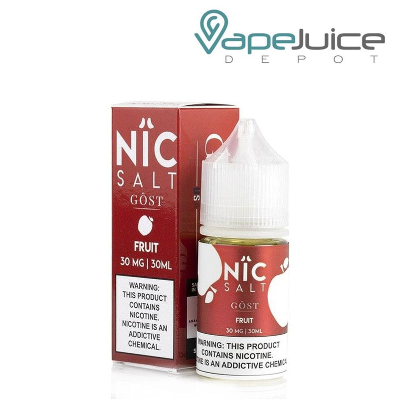 GOST NiC Salt Fruit eLiquid - Vape Juice Depot