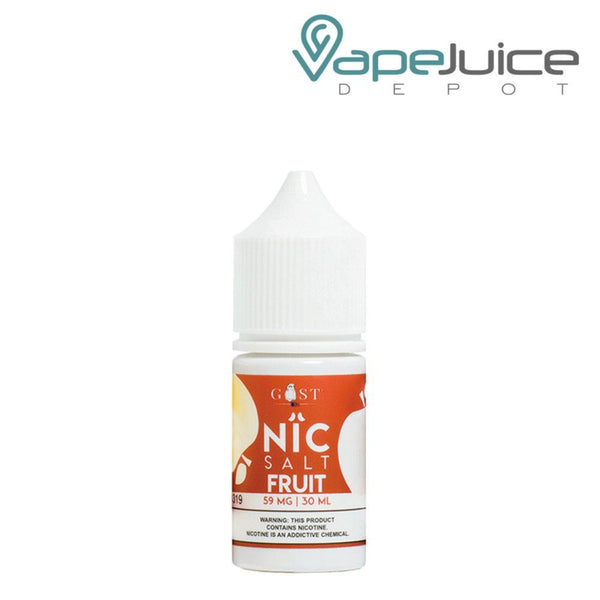 NiC Salt - Fruit by GOST Vapor 30ml - Vape Juice Depot