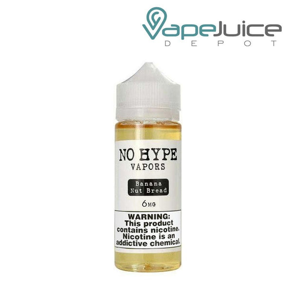 No Hype Vapors Banana Nut Bread eLiquid - Vape Juice Depot
