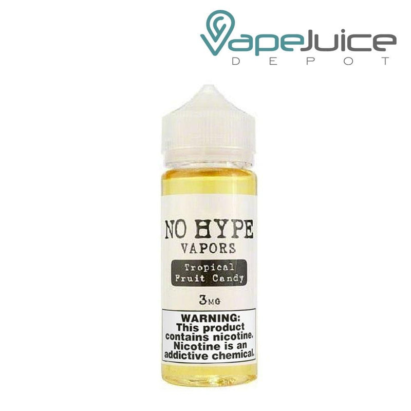 No Hype Vapors Tropical Fruit Candy eLiquid - Vape Juice Depot