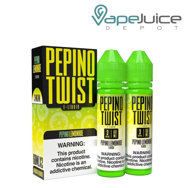 Pepino Twist Pepino Lemonade eLiquid 120ml - Vape Juice Depot