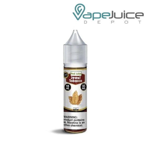 Pod Juice Jewel Tobacco Nicotine Salt - Vape Juice Depot