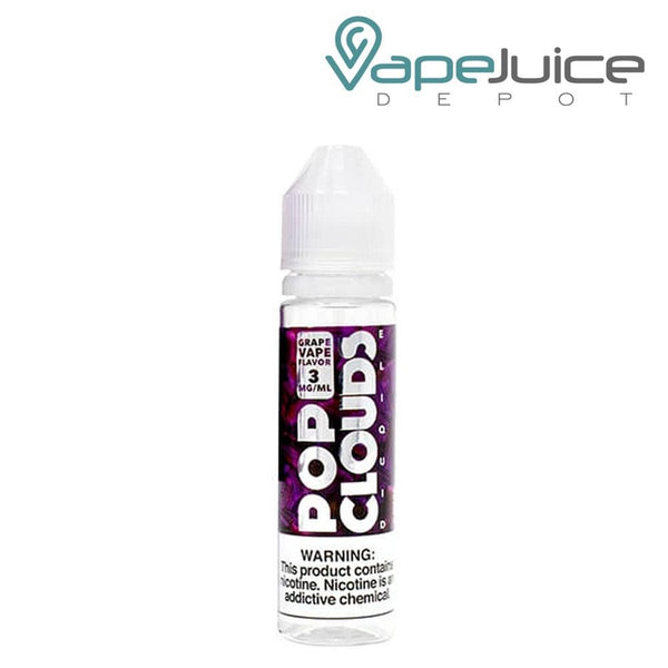 Pop Clouds Grape eLiquid - Vape Juice Depot