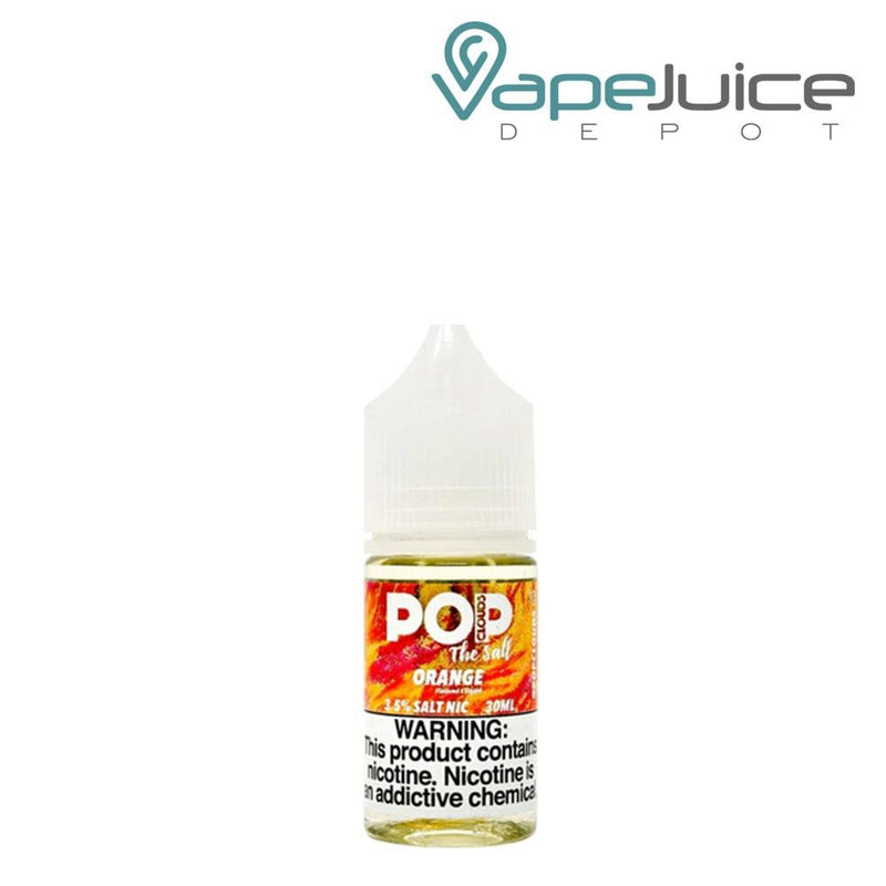 Pop Clouds The Salt Orange Crush eLiquid 30ml - Vape Juice Depot