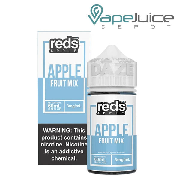 REDS EJUICE FRUIT MIX APPLE 60ml - Vape Juice Depot