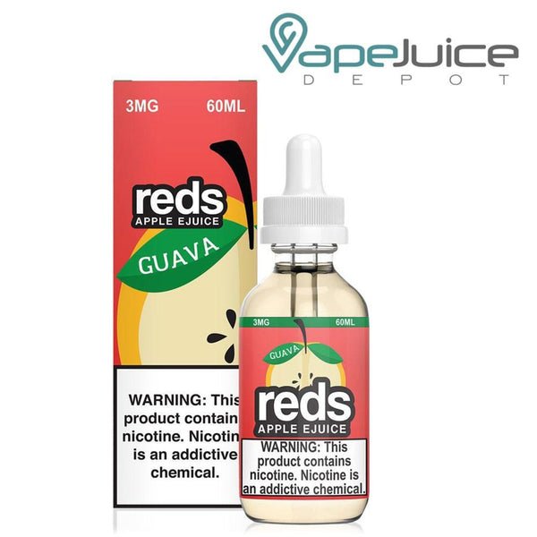 Reds Guava Apple by 7 Daze - FREE Shipping