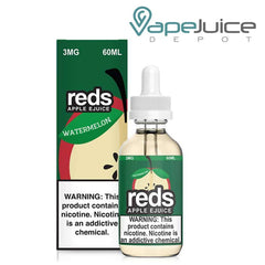 REDS EJUICE WATERMELON APPLE 60ml - VapeJuiceDepot