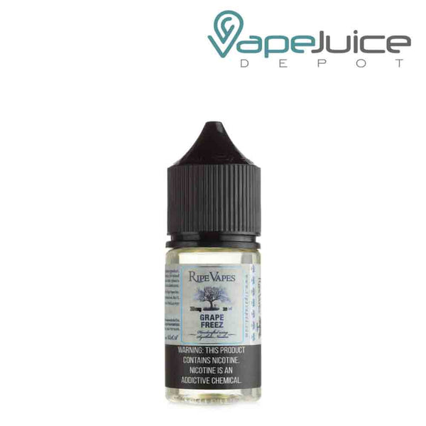Ripe Vapes Grape Freez Saltz 30ml - Vape Juice Depot