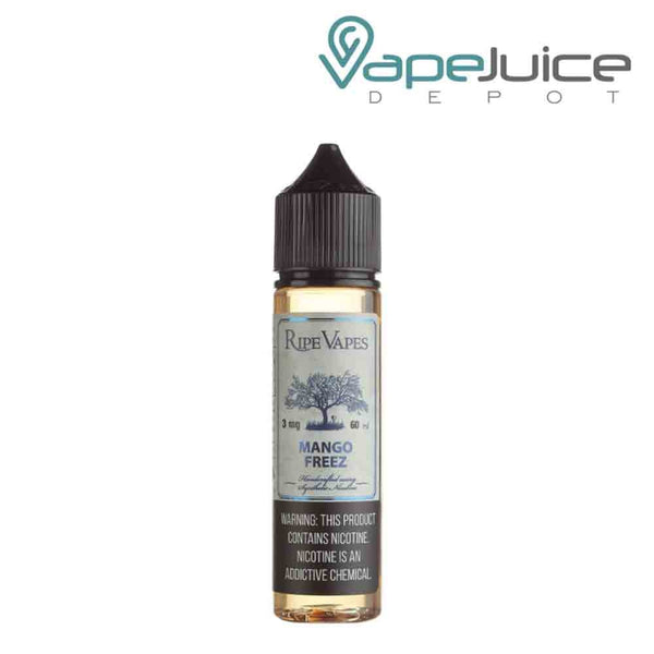 Ripe Vapes Mango Freez eLiquid 60ml - Vape Juice Depot