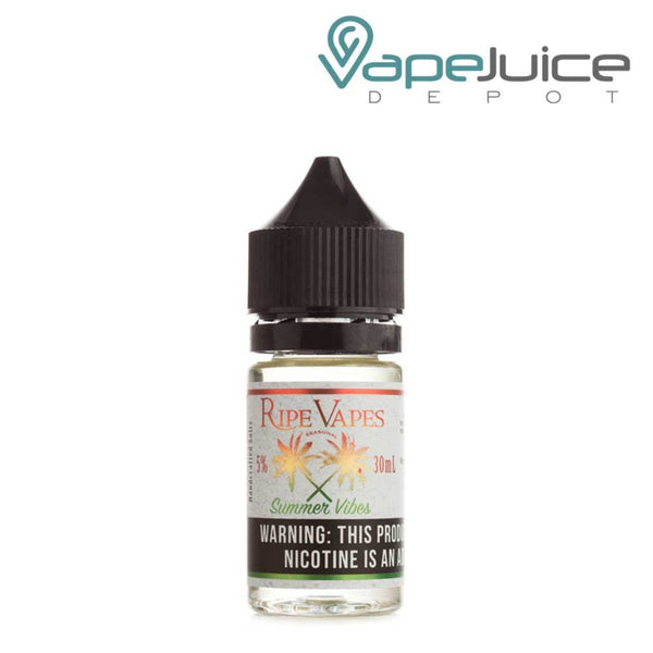 Ripe Vapes Summer Vibes Handcrafted Saltz 30ml - Vape Juice Depot