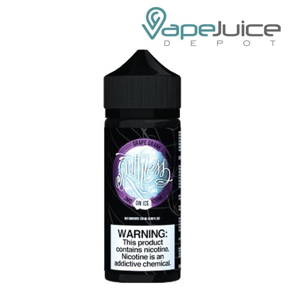 Grape Drank On Ice e-Liquid by Ruthless Vapor - VapeJuiceDepot