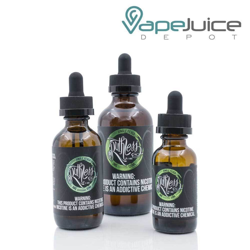 Jungle Fever e-Liquid by Ruthless Vapor 60/120ml - VapeJuiceDepot