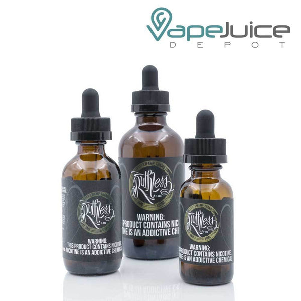 Ruthless Swamp Thang e-Liquid 60/120ml - Vape Juice Depot
