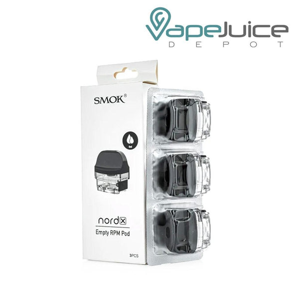SMOK Nord X Replacement Pods - Vape Juice Depot