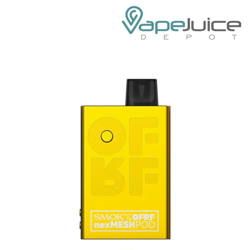 SMOK OFRF nexMESH Pod Kit Gold - Vape Juice Depot
