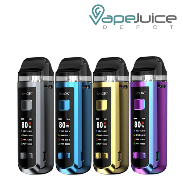 SMOK RPM 2 Kit - Vape Juice Depot